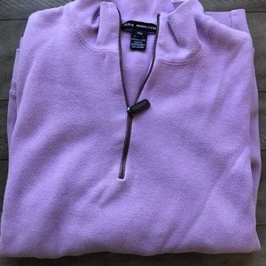 Club Monaco Quarter Zip